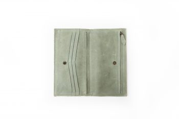 Ester leather tiny bag wallet phone case handmade in our store Barcelona