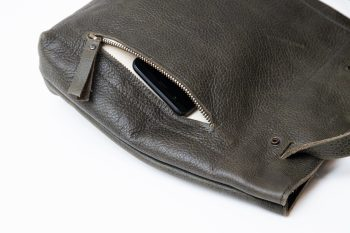 Details of Victoria small leather bag 3 in 1, Barcelona