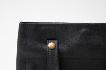 Details of Victoria small handmade vegetable tanned leather bag 3 in 1, Barcelona